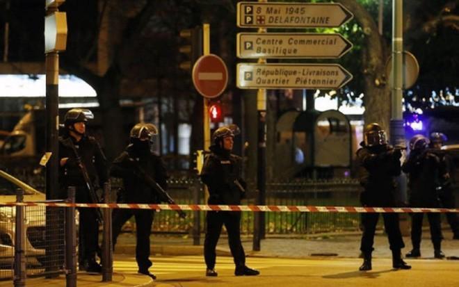 Dù an ninh được thắt chặt những nỗi sợ khủng bố luôn thường trực