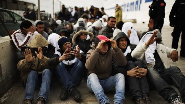 Làn sóng người nhập cư đã gây nên tình trạng hỗn loạn ở các nước châu Âu