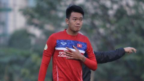 Thành Chung bất ngờ chia tay đội Olympic Việt Nam vì chấn thương