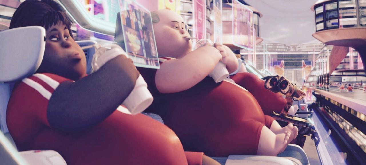 Nếu ở với một cộng đồng những người bị béo phì, rất dễ rằng bạn sẽ bị béo phì theo. (Ảnh minh họa)