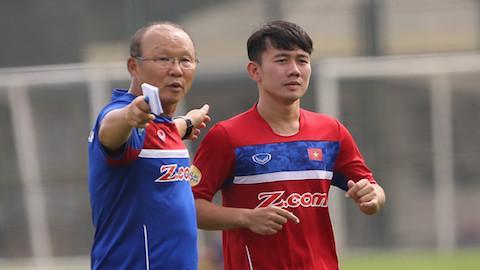 Thành Chung chấn thương, Olympic Việt Nam gọi bổ sung Minh Vương
