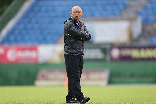 Nhưng điều HLV Park Hang Seo muốn là không thể, để giờ dù sắp lên đường dự Asiad, thuyền trưởng U23 Việt Nam vẫn còn nhiều ưu tư