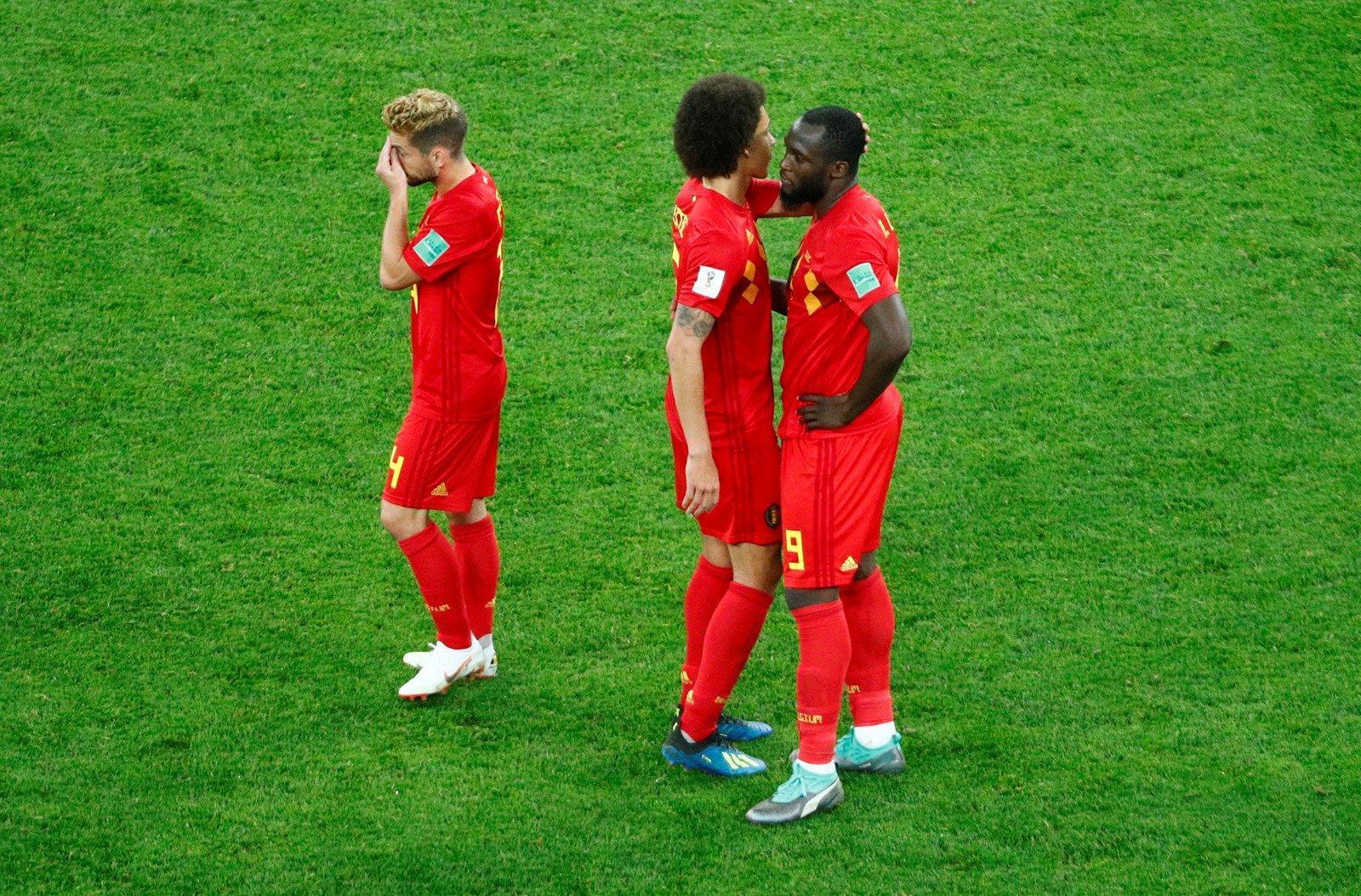 Bỉ đã không thể có mặt tại chung kết World Cup năm nay