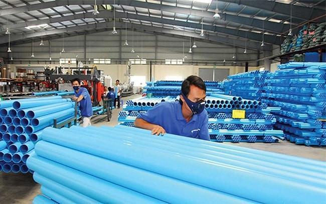 Đã là cổ đông chi phối hoạt động tại Nhựa Bình Minh, nhưng Nawaplastic vẫn miệt mài mua thêm cổ phần tại doanh nghiệp này. Ảnh: BMP.