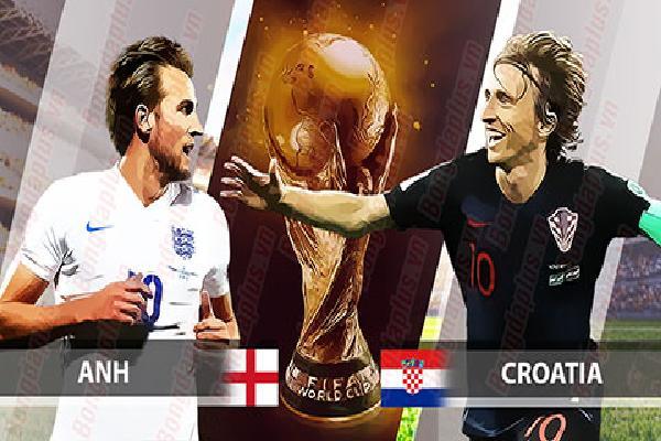 Nhận định và bình luận trước trận Anh vs Croatia