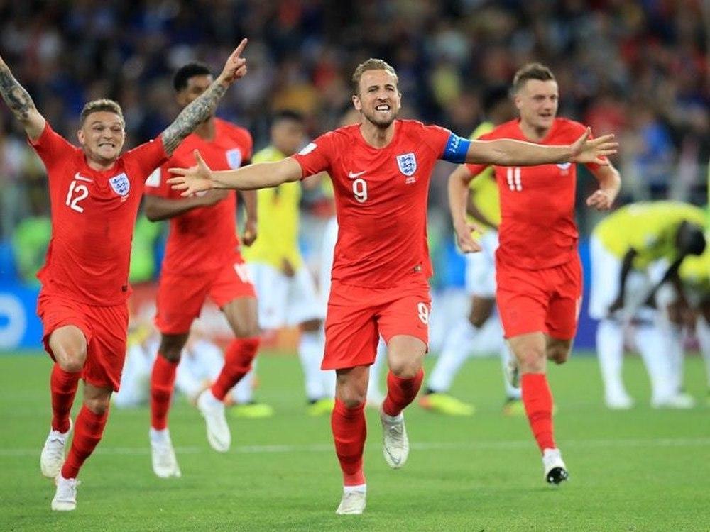 ĐT Anh đang hừng hực khí thế trước trận bán kết với Croatia.
