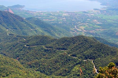 Rừng quốc gia Bạch Mã. Ảnh: Võ Thạnh