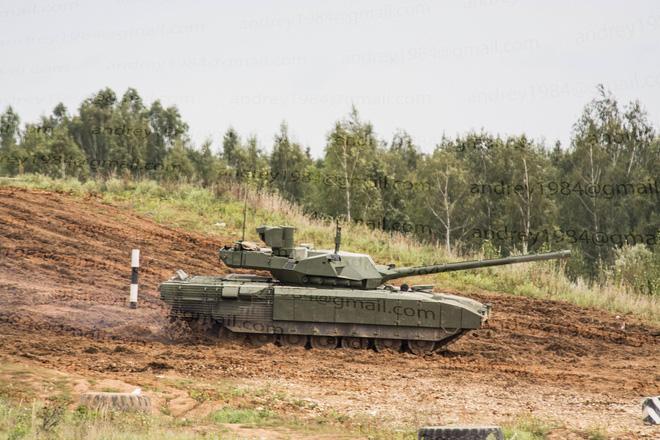Xe tăng T-14 Armata của Nga.