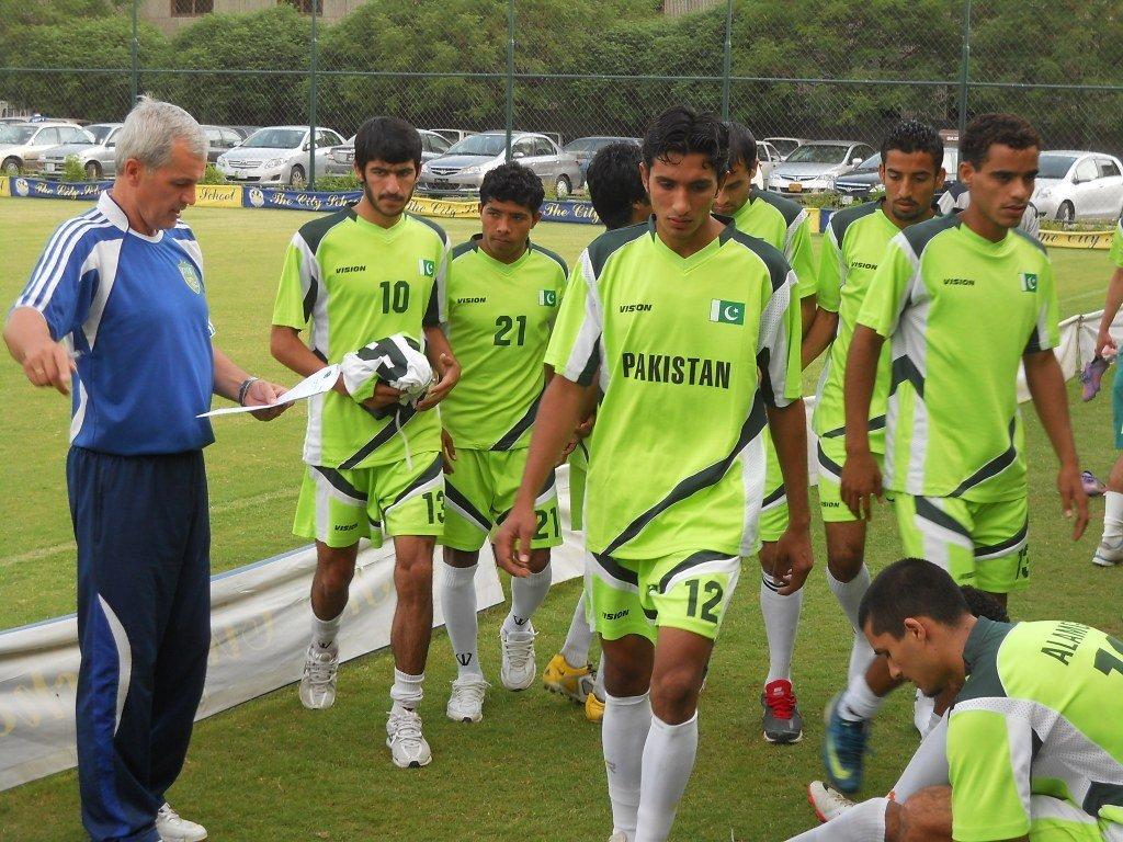 U23 Pakistan có tham vọng nhưng không đáng ngại