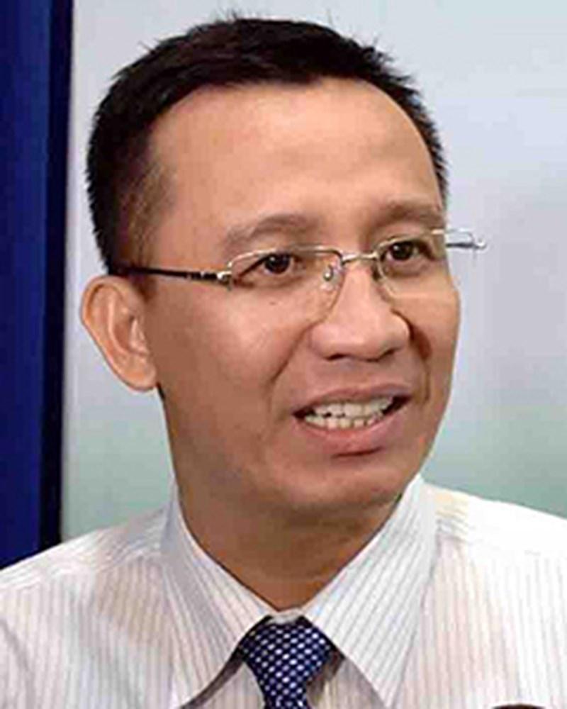 TS Bùi Quang Tín