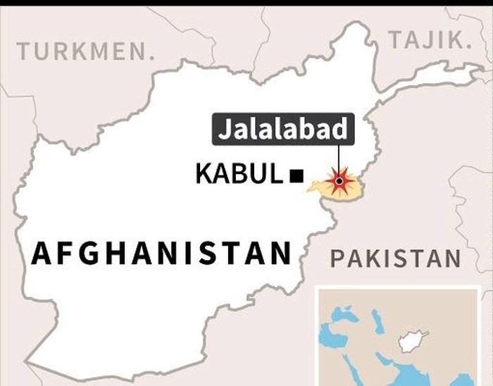 Vụ tấn công thứ 3 này tại thành phố Jalalabad hai tuần qua