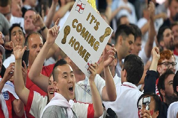 It's coming home: Hơn nửa thế kỷ hổ thẹn của bóng đá Anh