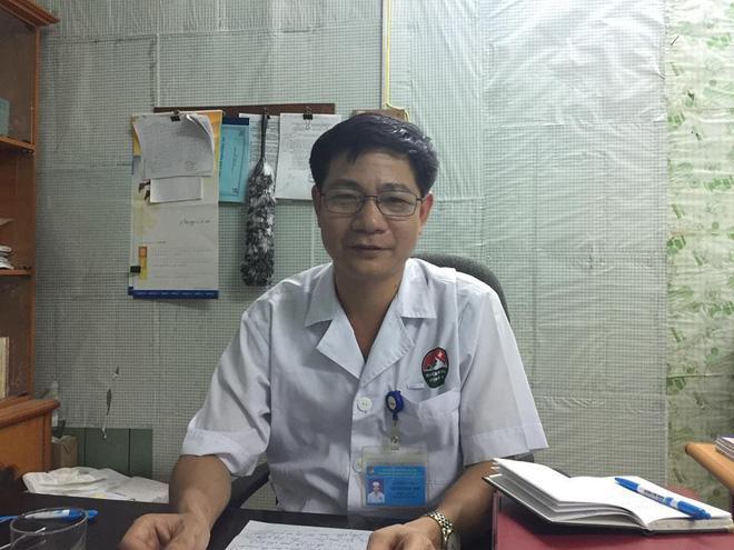 Ông Nguyễn Ngọc Vinh.