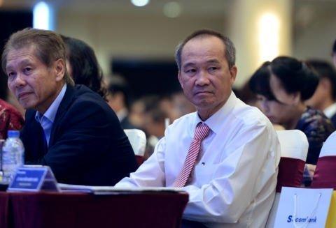 Ông Dương Công Minh -Chủ tịch Sacombank.