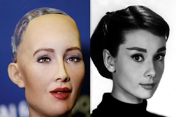 Sophia - 'Công dân Robot' đầu tiên đến Việt Nam