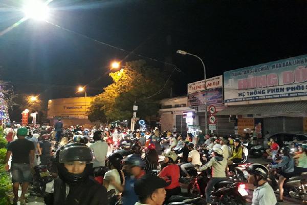 Công an Ninh Thuận khởi tố thêm 4 người quá khích gây rối trật tự