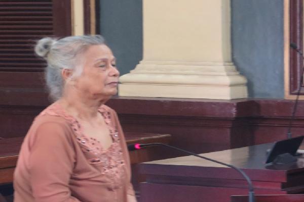 Từ canh bạc đỏ đen khiến bà lão 78 tuổi ngồi tù suốt đời