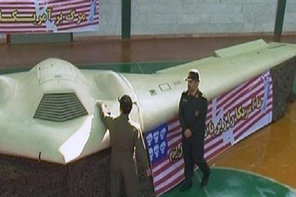 Iran chế áp tóm gọn UAV tàng hình RQ-170 Mỹ: 'Mỏ vàng' khai thác hoài chưa hết!