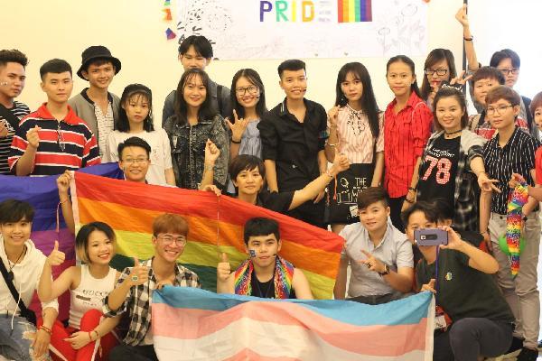 Quảng Ngãi Pride – Tự do tỏa sáng