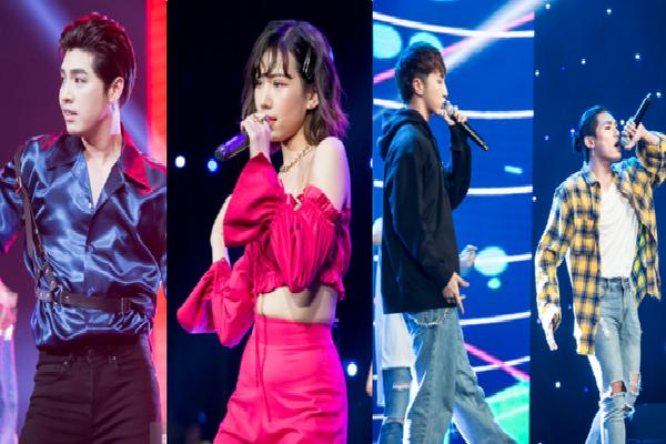 Noo Phước Thịnh, Min cùng dàn sao Vpop 'đổ bộ' - Monstar xuất hiện 4 nhưng chỉ 3 thành viên diễn vì lý do này