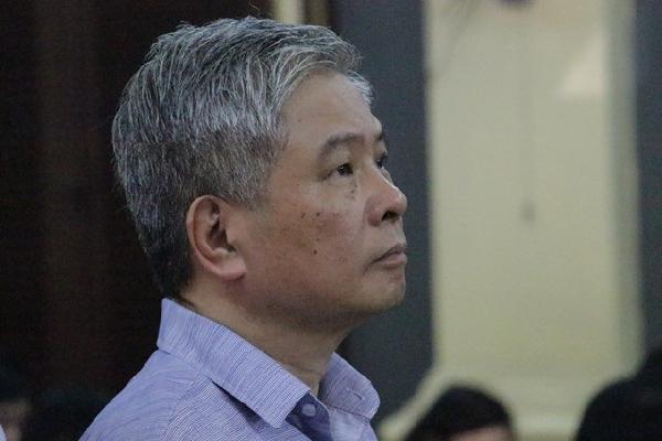 Cựu Phó thống đốc Đặng Thanh Bình kháng cáo bản án 3 năm tù