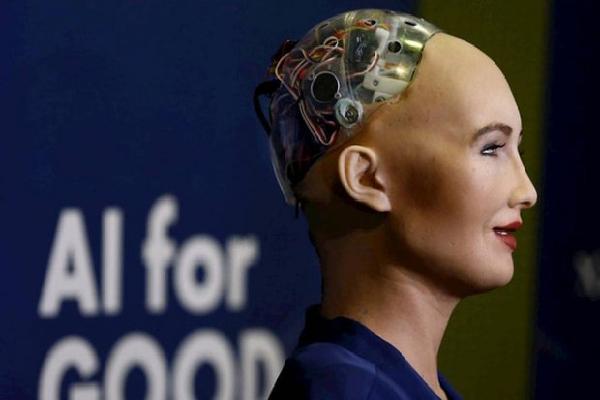 Những sự thật thú vị về 'cô nàng' robot Sophia vừa đến Việt Nam