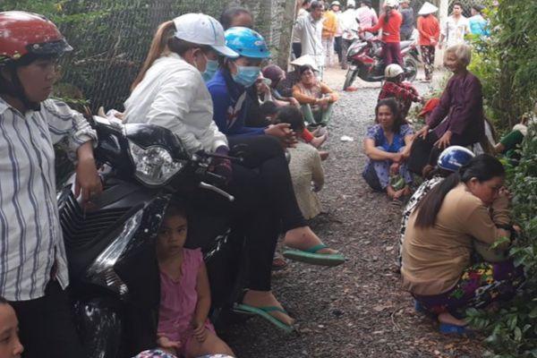 Vụ thảm sát 3 người ở Tiền Giang: Hung thủ đã uống thuốc diệt cỏ tự tử