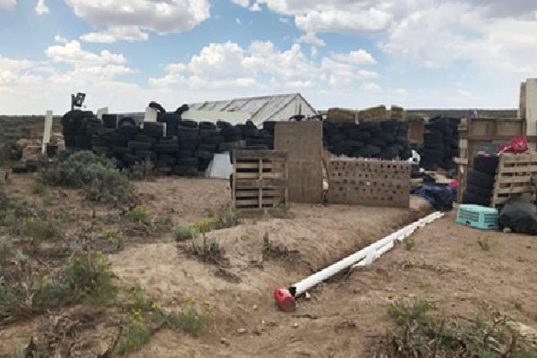 Bé trai Mỹ bị cha sát hại giữa sa mạc theo nghi lễ tôn giáo