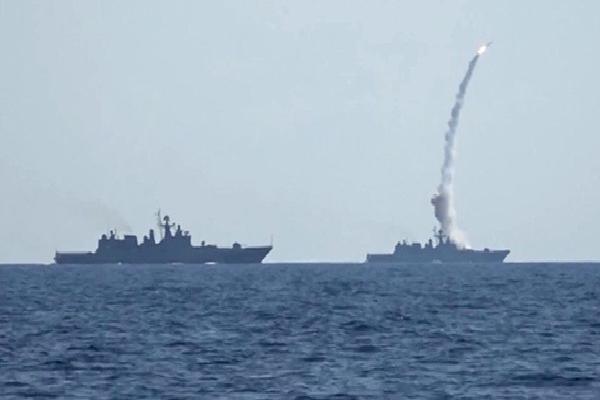Tàu chiến Nga 'bắt sống cá mập sắt' - Tàu ngầm Mỹ: Cuộc đấu trí chớp nhoáng và căng thẳng