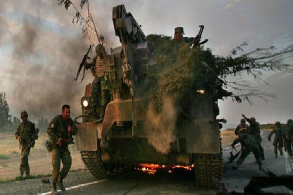 Máu quân Nga đã đổ: Cuộc chiến Gruzia - 'Cú sốc' choáng váng khiến quân đội Nga thay đổi hoàn toàn
