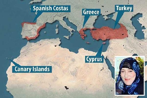 Kế hoạch ghê rợn của nữ khủng bố khét tiếng
