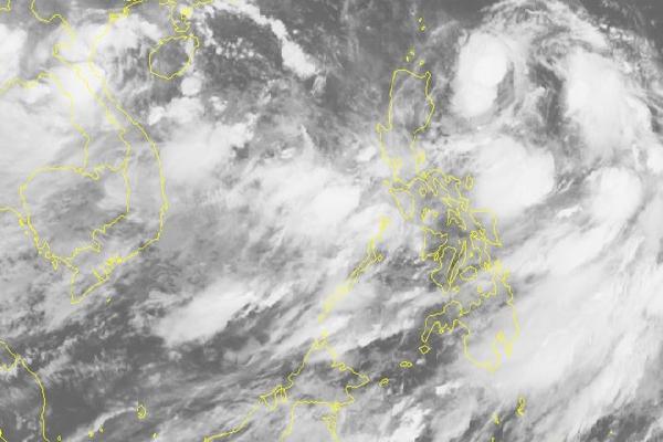 Áp thấp nhiệt đới áp sát đất liền, Biển Đông sắp có bão