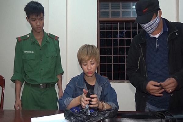 Thiếu nữ 17 tuổi vượt sông sang Lào buôn ma túy