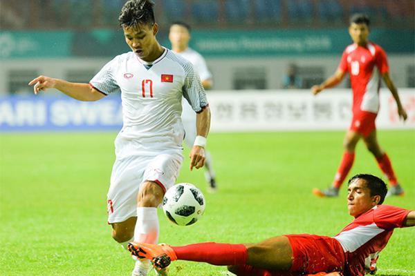 HLV Park Hang-seo thoải mái chuẩn bị đối đầu Olympic Nhật Bản