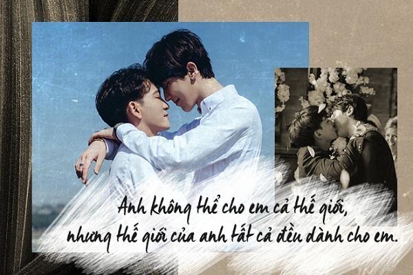 Chuyện tình 10 năm của cặp đôi đồng tính đẹp nhất châu Á: 'Không mong những điều xa xỉ, chỉ muốn cả đời bên em'
