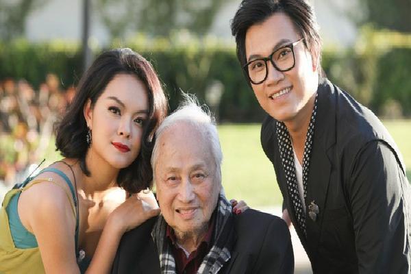 Phạm Quỳnh Anh lần đầu song ca cùng người sáng lập nhóm Sắc Màu trong dự án hát nhạc Lam Phương