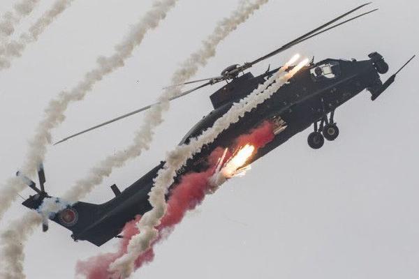 Mỹ - Thổ căng thẳng: Trung Quốc đắc lợi - Cơ hội cho trực thăng Z-10 'tấn công' Pakistan