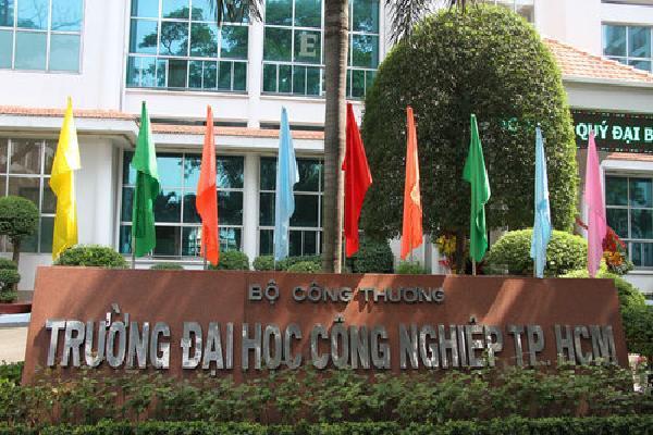 Đại học Công nghiệp TP HCM lấy sàn xét tuyển 15-20,5