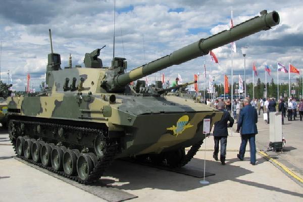 Nga chào bán pháo diệt tăng tối tân cho các nước Đông Nam Á