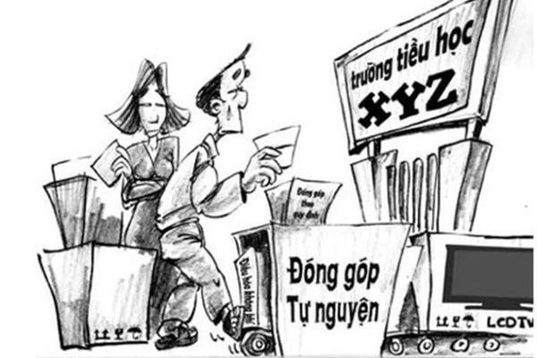 Sở GD&ĐT Hà Nội công bố đường dây nóng phản ánh lạm thu tiền trường