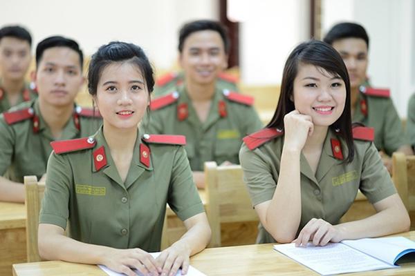 Học viện An ninh Nhân dân xét tuyển bổ sung đợt 1 từ 18.75 điểm