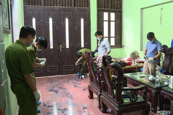 Bố vợ chồng bị sát hại ở Hưng Yên: Hung thủ rất hung hãn, gây án xong chỉ chừng 5 phút