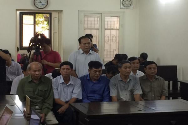 Xét xử phúc thẩm sai phạm đất đai ở Đồng Tâm: 9/10 bị cáo được giảm án
