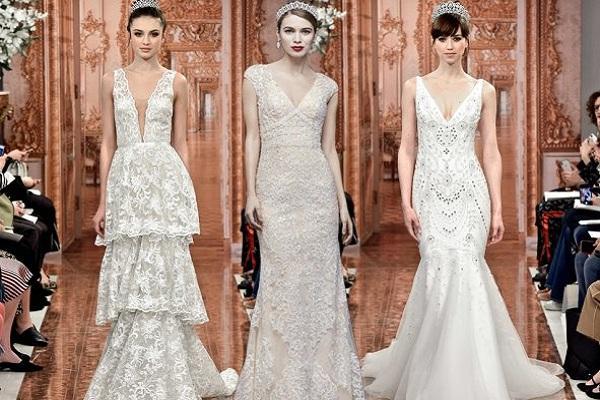 Xu hướng thời trang cưới 2019 mà các cô dâu không thể bỏ qua