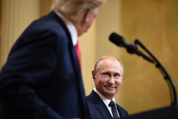 Thắng ở Helsinki, Putin khẳng định vị thế nước Nga