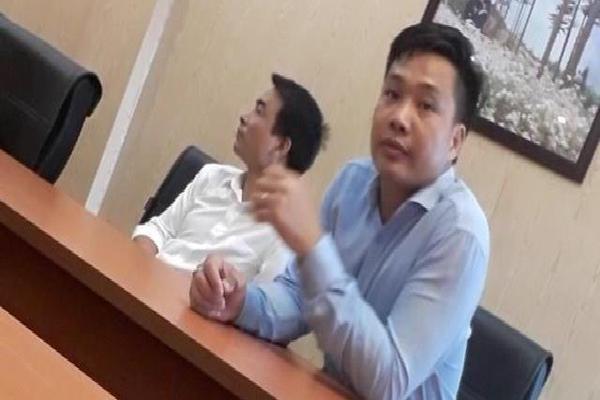 Đến công ty làm việc, hai phóng viên bị chặt thẻ Hội Nhà báo, dọa cắt gân