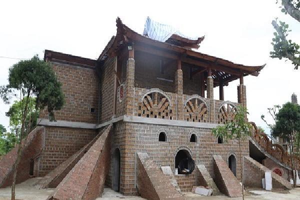 Hà Nội sắp tháo dỡ 'cung điện thờ thiên' xây trái phép