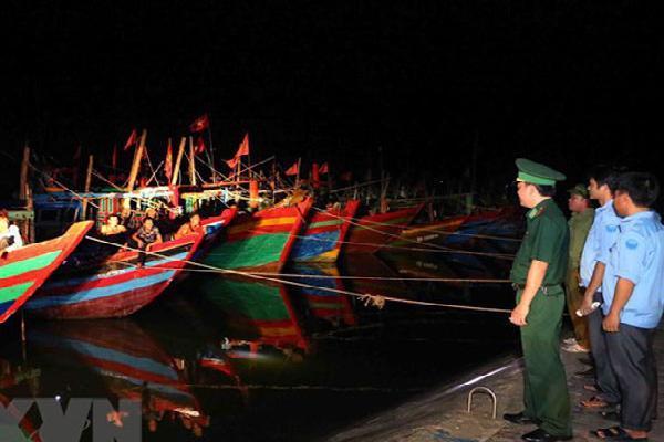 Chiều tối nay, bão số 3 ảnh hưởng trực tiếp ven biển Thái Bình - Hà Tĩnh