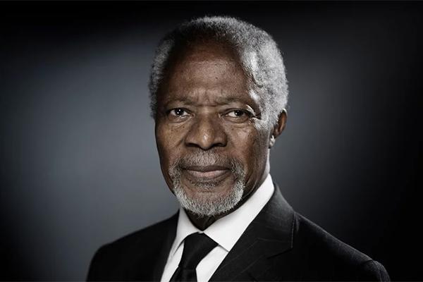 Lãnh đạo thế giới tiếc thương cố tổng thư ký LHQ Kofi Annan