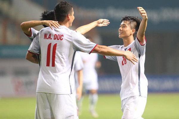 Olympic Việt Nam sẽ chạm trán Malaysia ở vòng knock-out Asiad 2018?